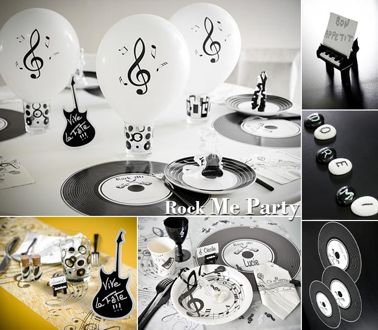 Rock Me Party