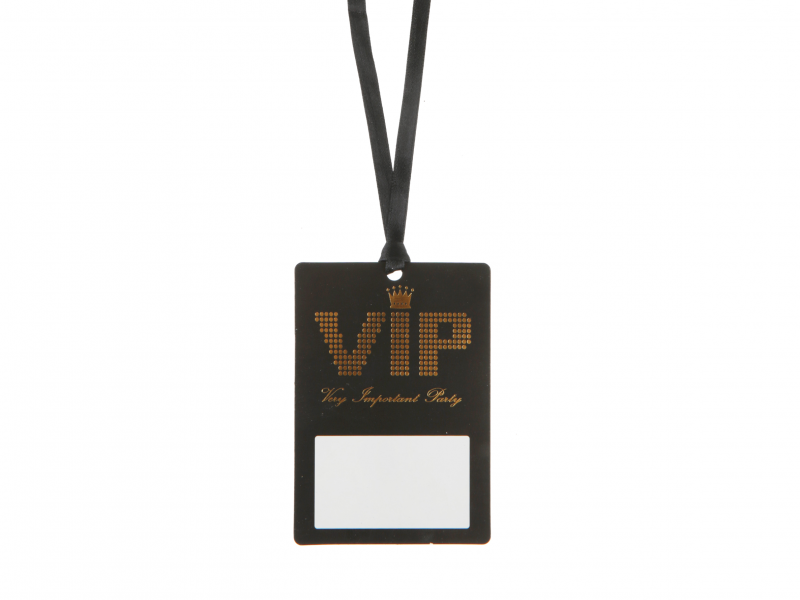 Badge VIP - poza 1