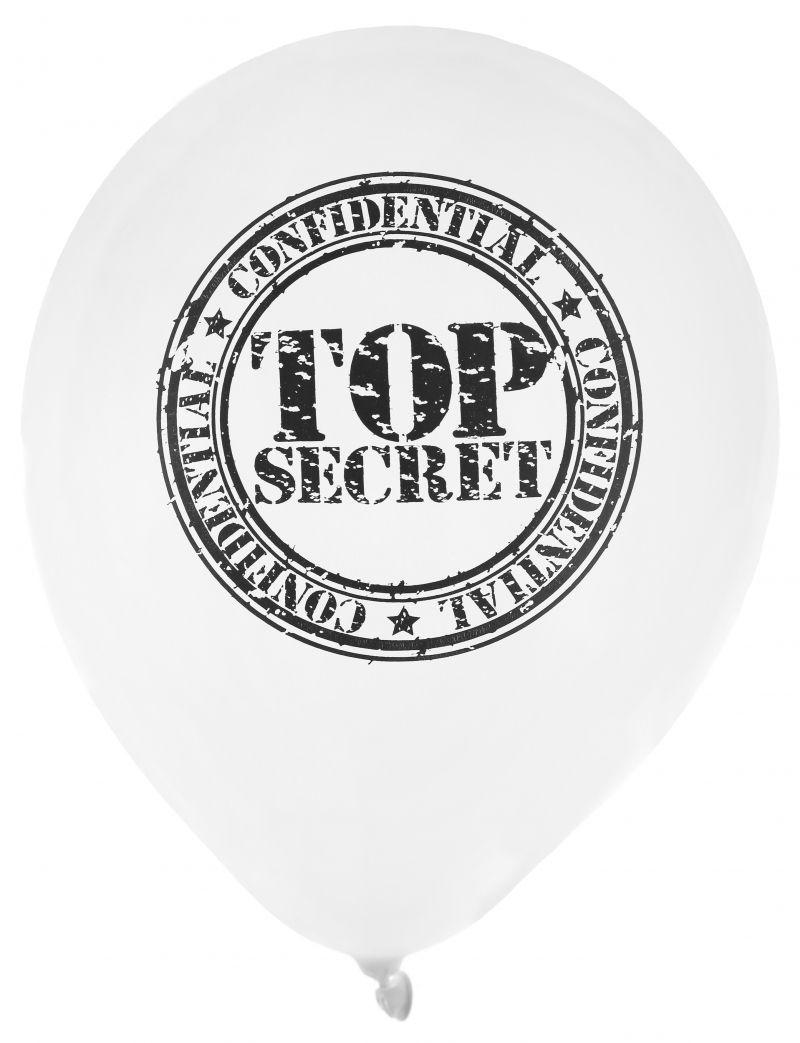 Baloane Secret Agent - poza 4