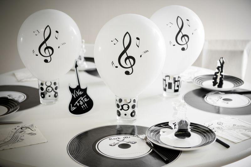 Balon Rock Me - poza 1