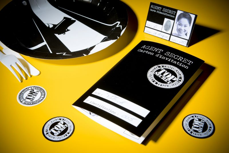 Carnet  Special Agent - poza 1