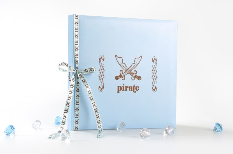 Guest Book Pirate Party