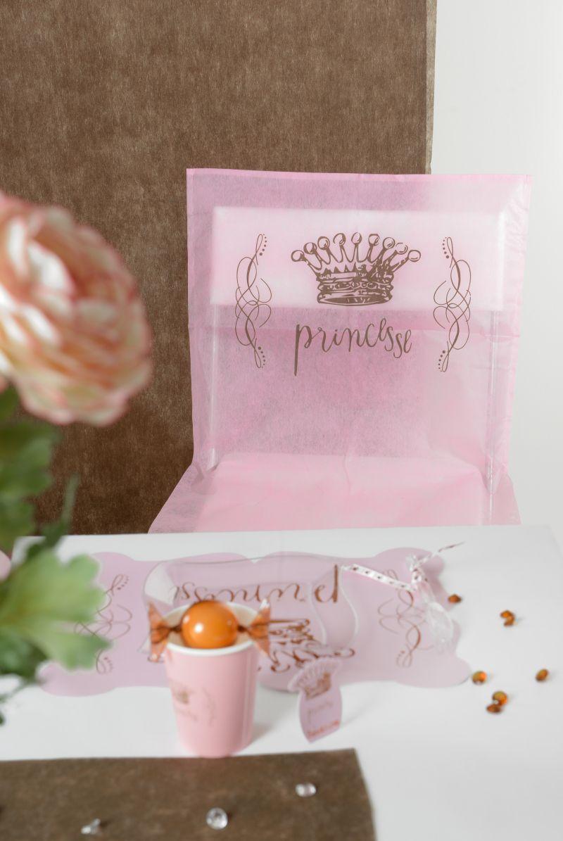 Husa scaun Sweet Princess - poza 4