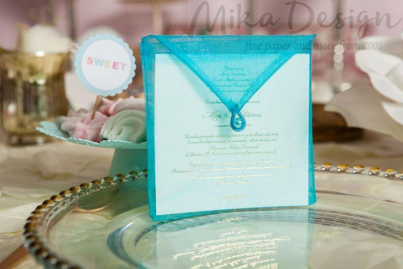 Invitatie Botez Baiat Model Deosebit