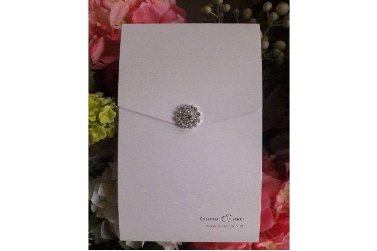 Invitatie nunta Elegance - poza 1
