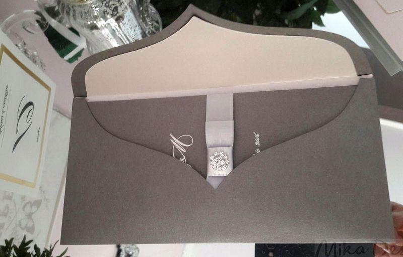 Invitatie nunta argintie - poza 1