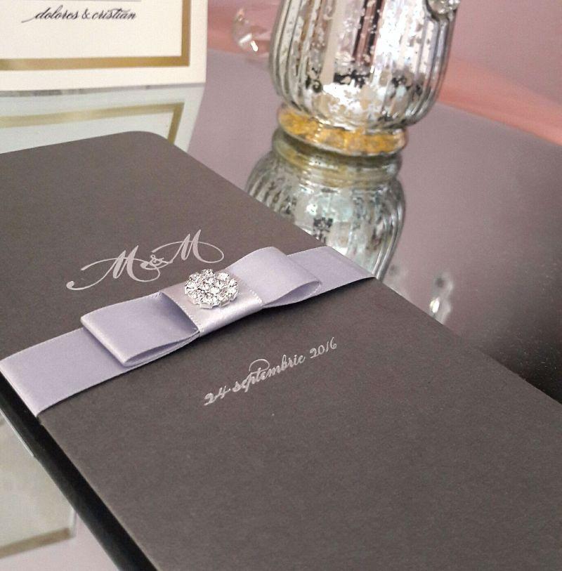 Invitatie nunta argintie - poza 3