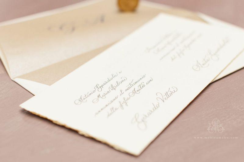 Invitatie nunta classy - poza 2