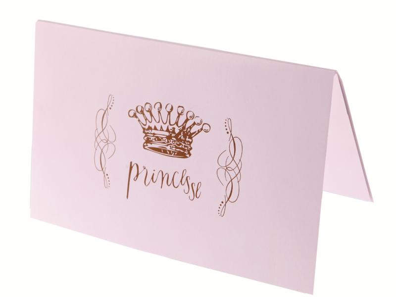 Invitatie petrecere Princess - poza 1