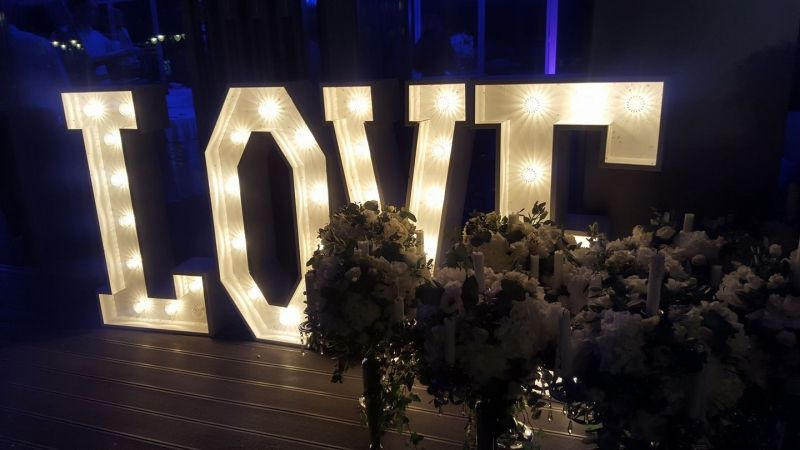 Litere LOVE 2