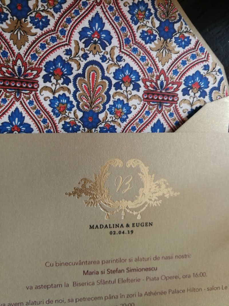 Luxury Italian Brocard - poza 3