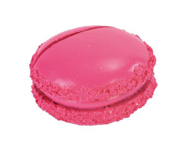 Macaron suport cards roz - poza 3