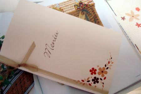 Meniu nunta cu tematica rustica - poza 2