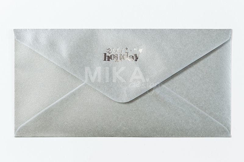 Plic argintiu personalizat - poza 2