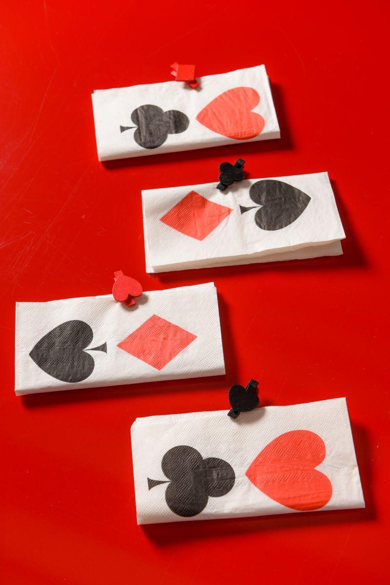 Servetele Poker Party - poza 2