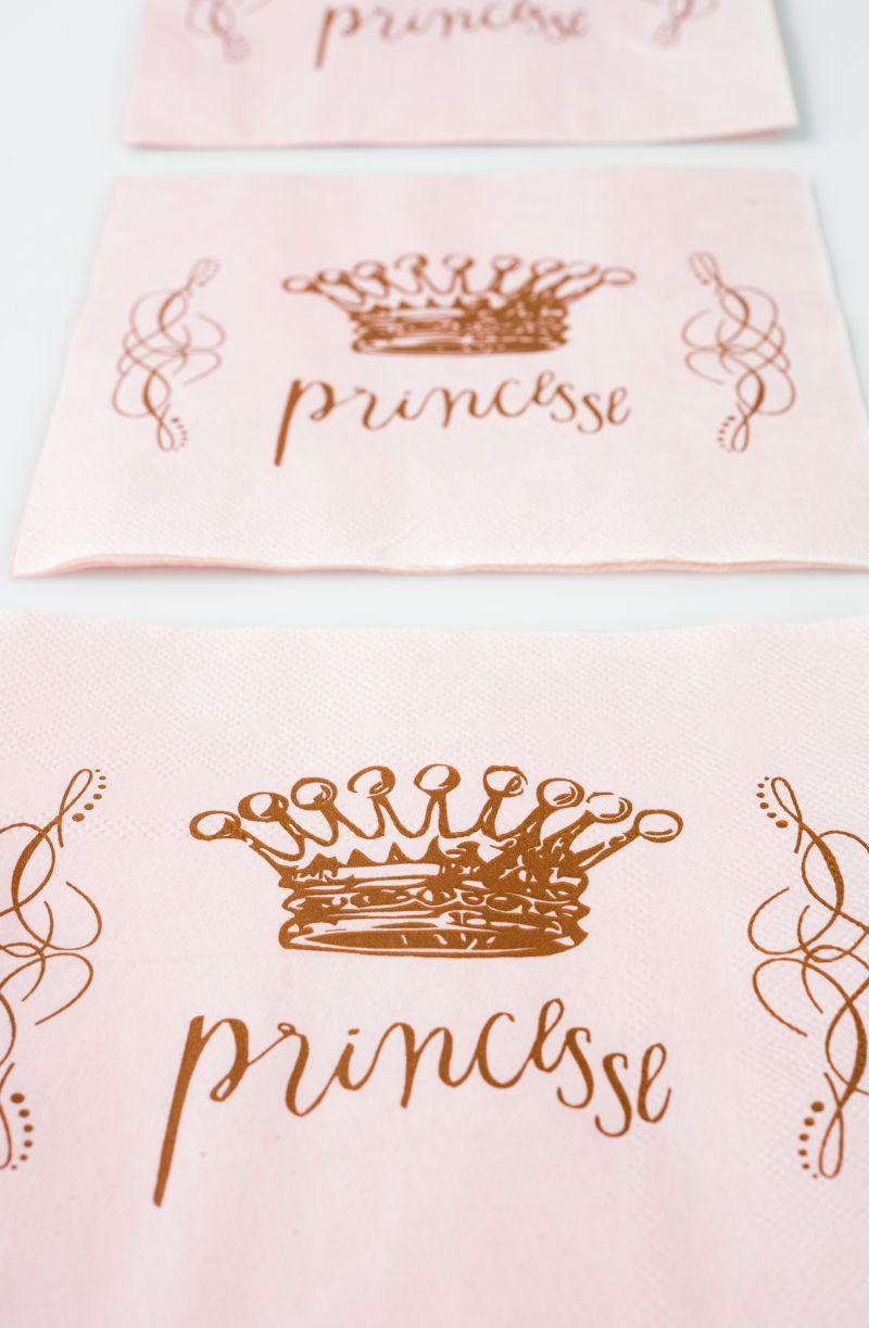 Servetele Princess - poza 3