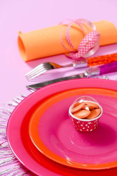 Cutiuta macaron turcoaz - poza 2