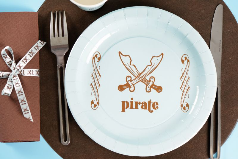 Farfurie Pirate Party - poza 3