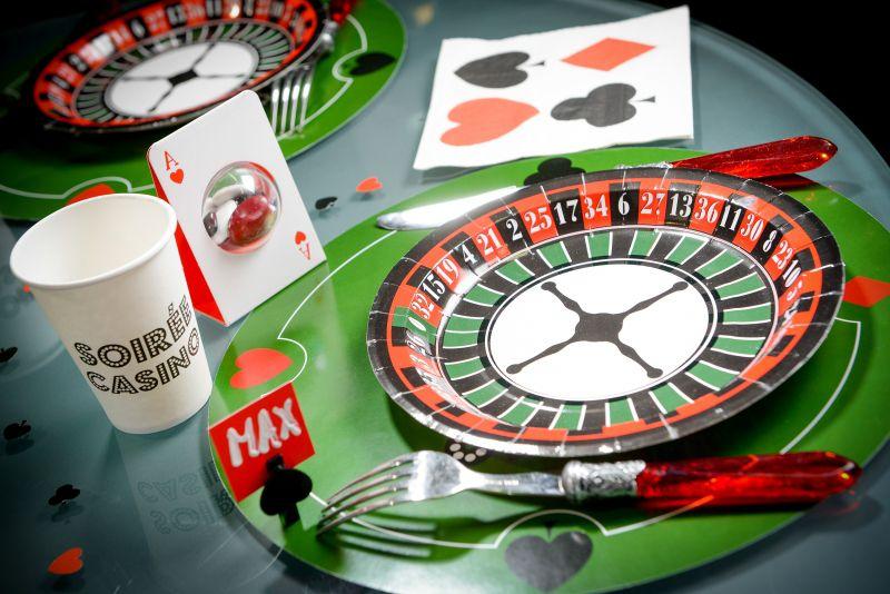 Farfurii Poker - poza 3
