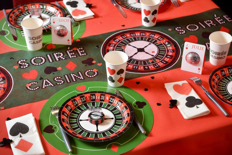 Farfurii Poker - poza 2