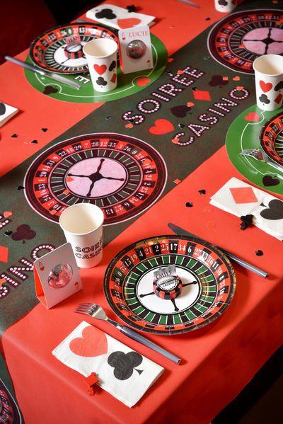 Farfurii Poker - poza 8