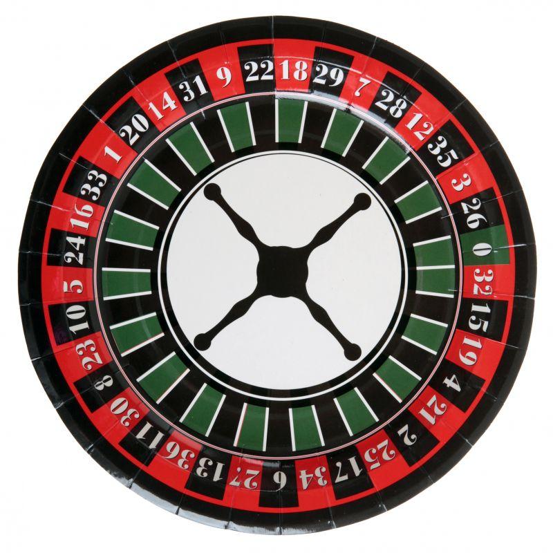 Farfurii Poker - poza 6