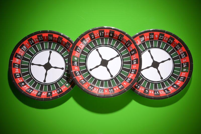 Farfurii Poker - poza 4
