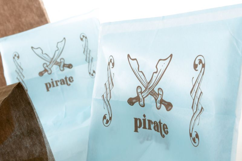 Huse scaun Pirate Party - poza 4