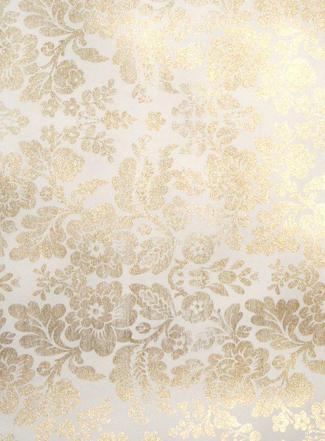 Invitatie nunta brocard auriu si ivoire - poza 2