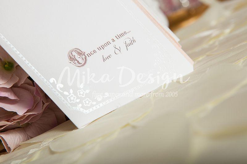 Invitatie nunta in forma de carte - poza 6