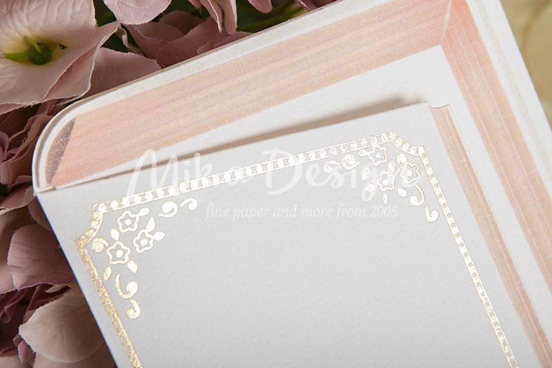 Invitatie nunta in forma de carte - poza 5