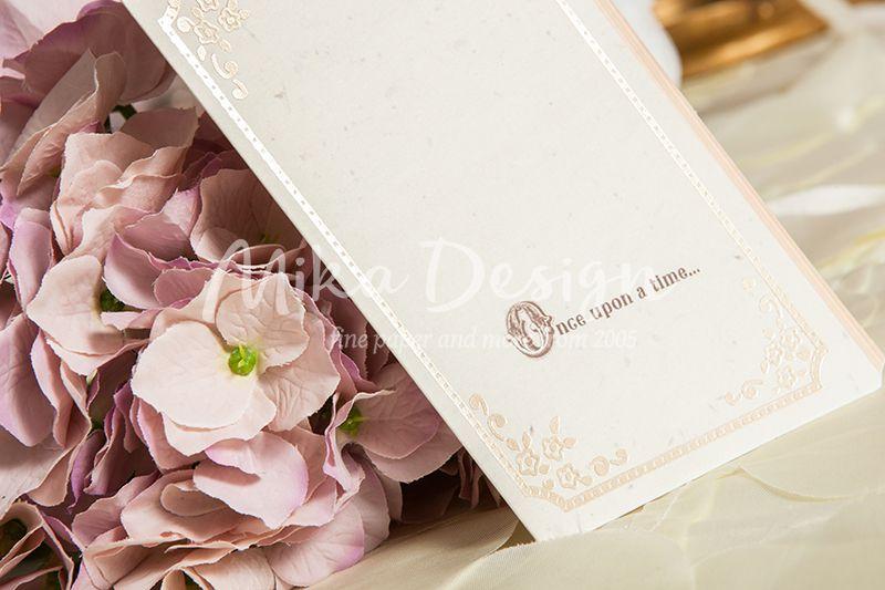 Invitatie nunta vintage model cartica 3D - poza 2