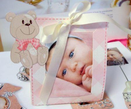 cutiuta cu poza fetitei