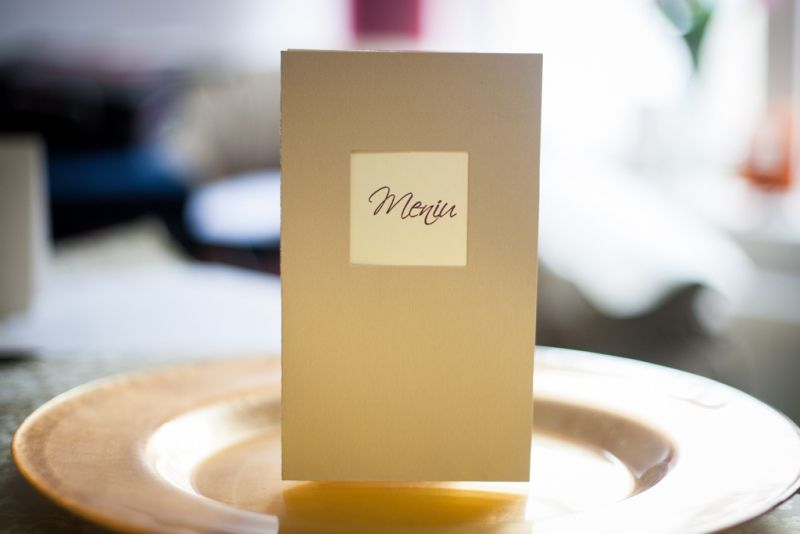 Meniu nunta carton nude - poza 1