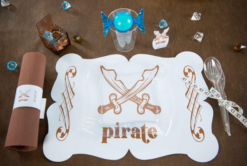 Placemate petrecere Pirati - poza 3