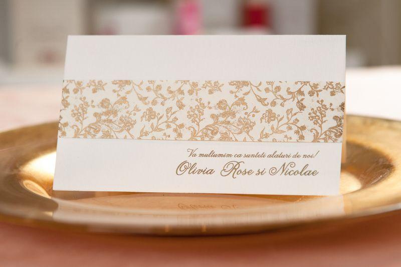 Plic bani nunta tematica vintage - poza 1