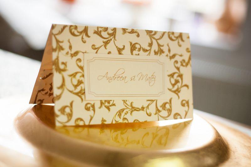 Plic pentru bani nunta cu design elegant - poza 1