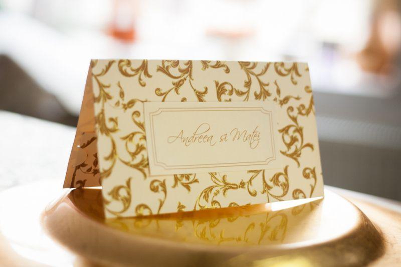 Plic pentru bani nunta cu design elegant - poza 2