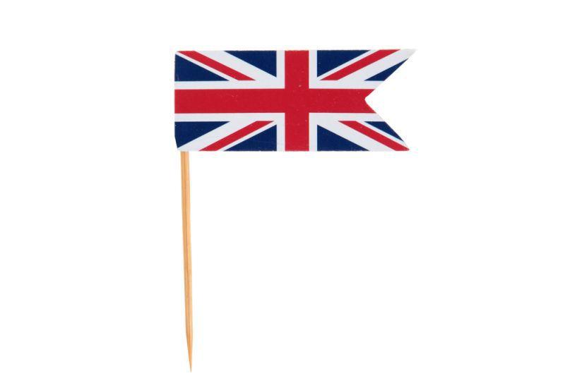 Stegulete UK, set 10 bucati - poza 1