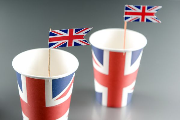 Stegulete UK, set 10 bucati - poza 2
