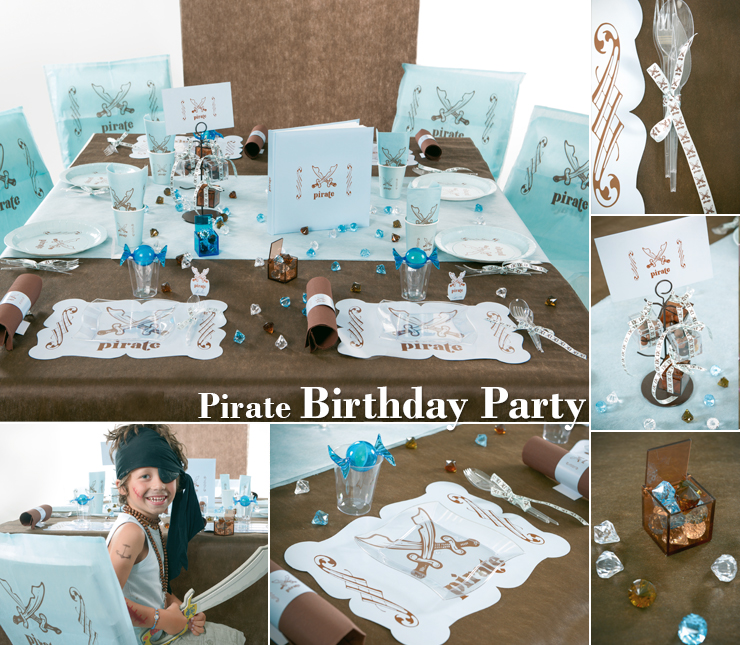 Brave Pirate Party