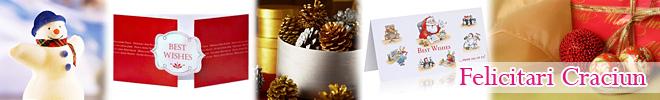 Modele felicitari Craciun Business si Anul Nou | Mika Design