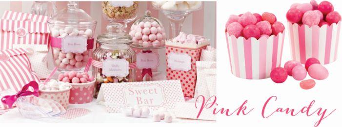 Pink Candy Bar