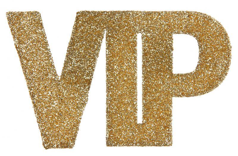 Confetti glitter VIP