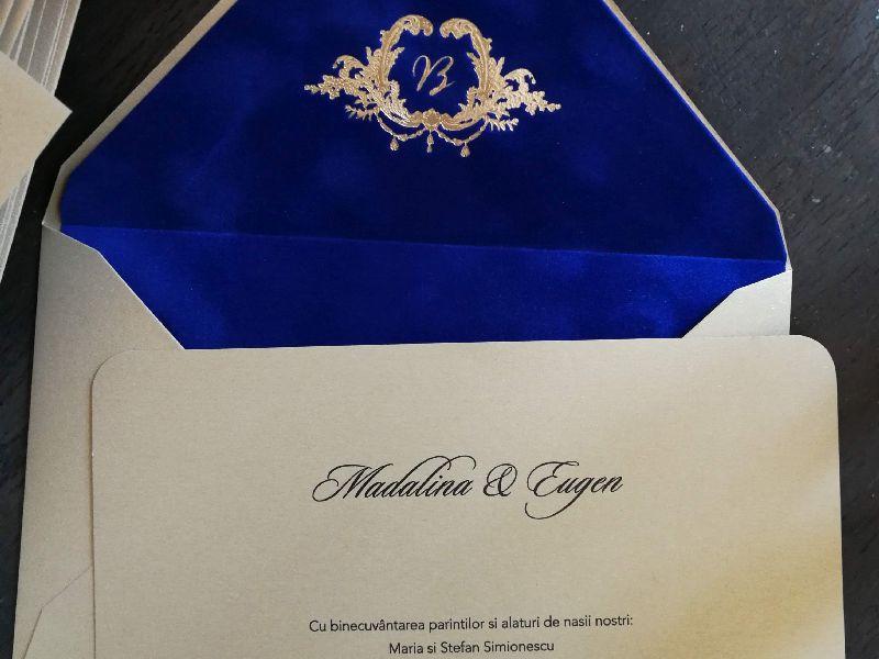 Invitatie nunta Iris - poza 1