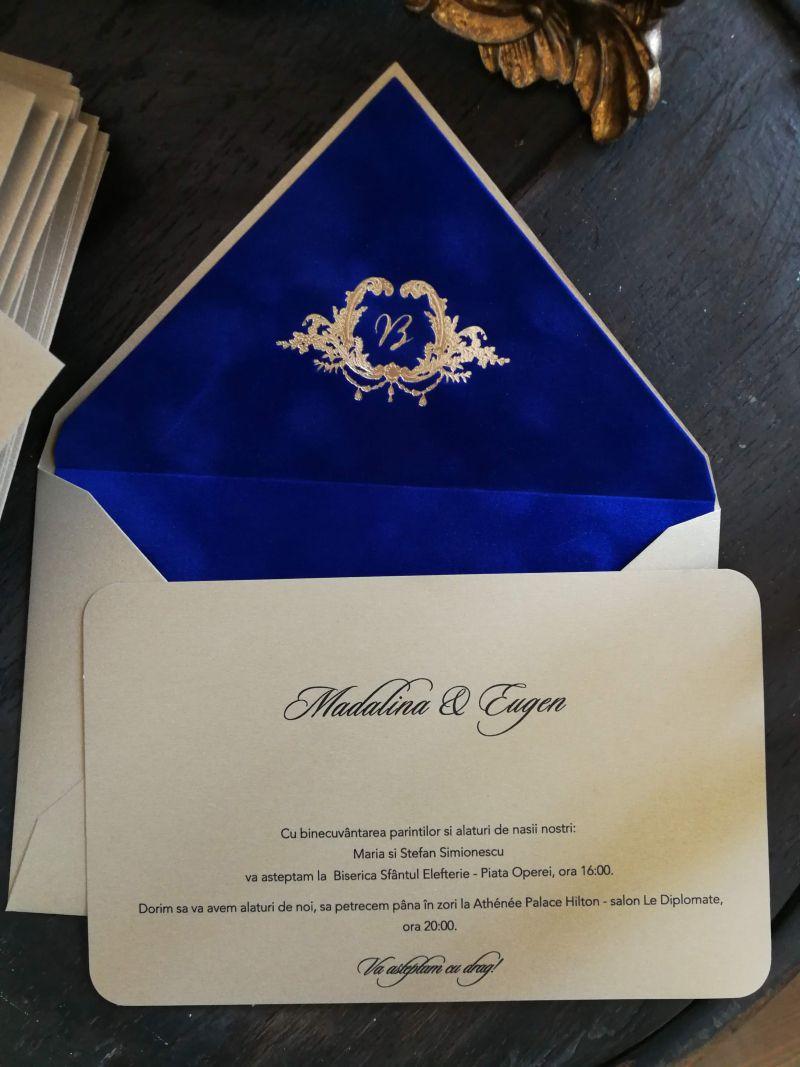 Invitatie nunta Iris - poza 2