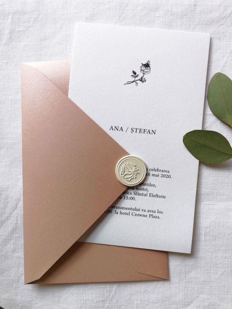 Invitatie nunta - poza 1