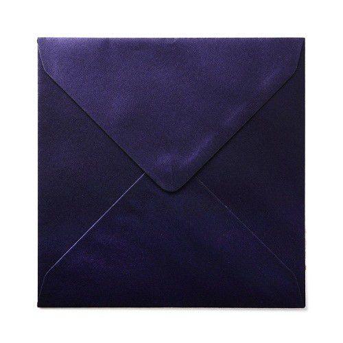Plic patrat sidefat Deep Purple
