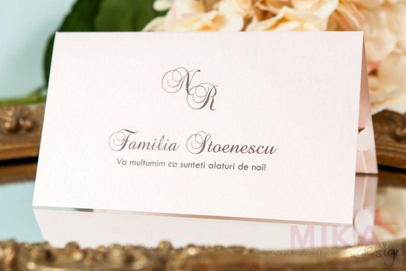 Plicuri bani nunta roz pal - poza 1