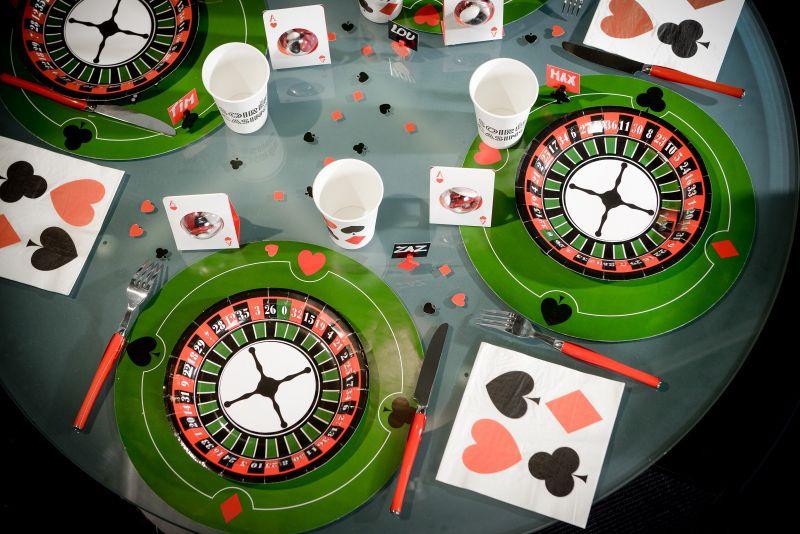 Servetele Poker Party - poza 4